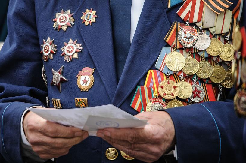Тамбовчане могут получить государственные награды, причитающиеся им со времен войны
