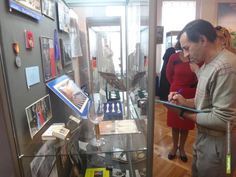 Тамбовчанам дадут потрогать предметы из фонда областного краеведческого музея
