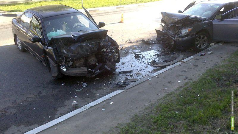 В Тамбове в «пьяном» ДТП пострадали 6 человек