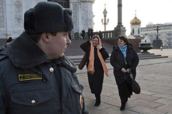 Полицейские проследят за порядком в Рождественскую ночь