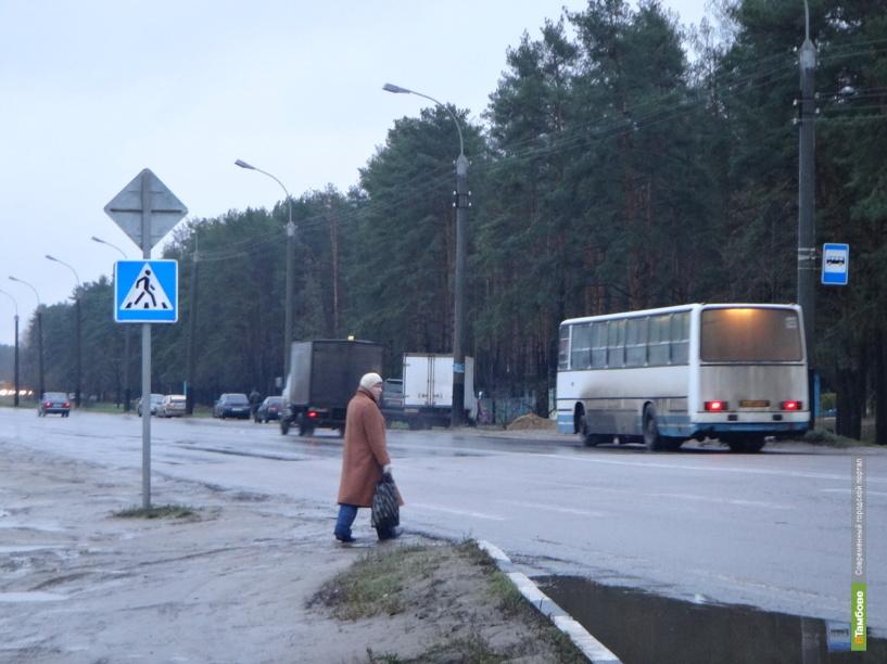 Тамбовчане грозятся перекрыть Рассказовское шоссе