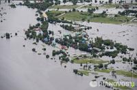 Уровень Амура возле Хабаровска достиг 8 метров