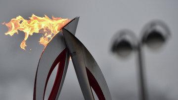 Эстафета Олимпийского огня в Мичуринске займет меньше часа