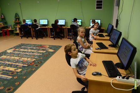 В каждом втором детском саду Тамбовщины есть доступ к Интернету