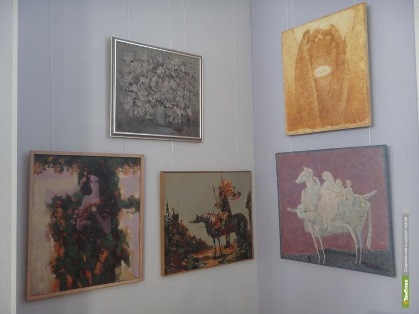 В Тамбове открылась выставка художников из экзотических стран