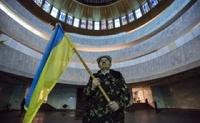 Оппозиционеры в Киеве поставят памятник яйцу