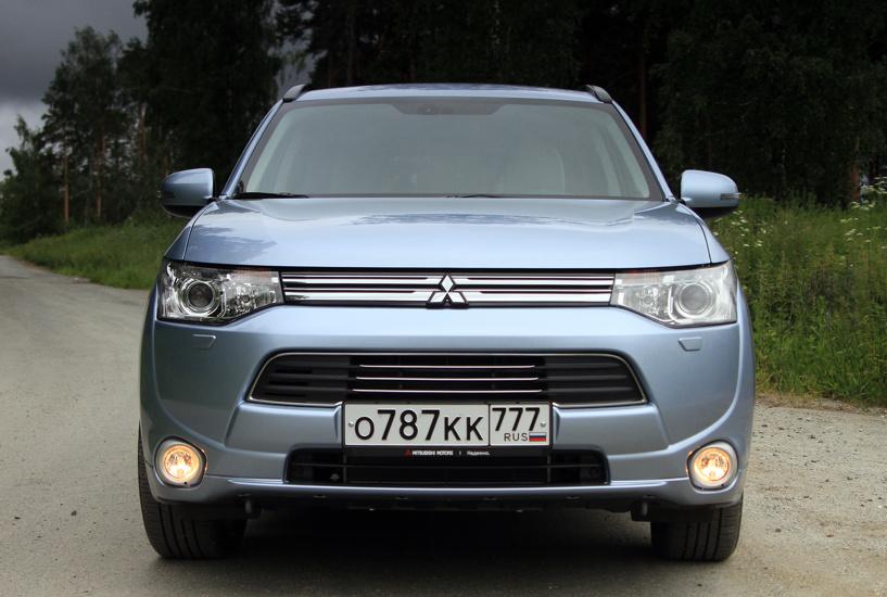 Mitsubishi отзывает в России 35 тысяч кроссоверов Outlander