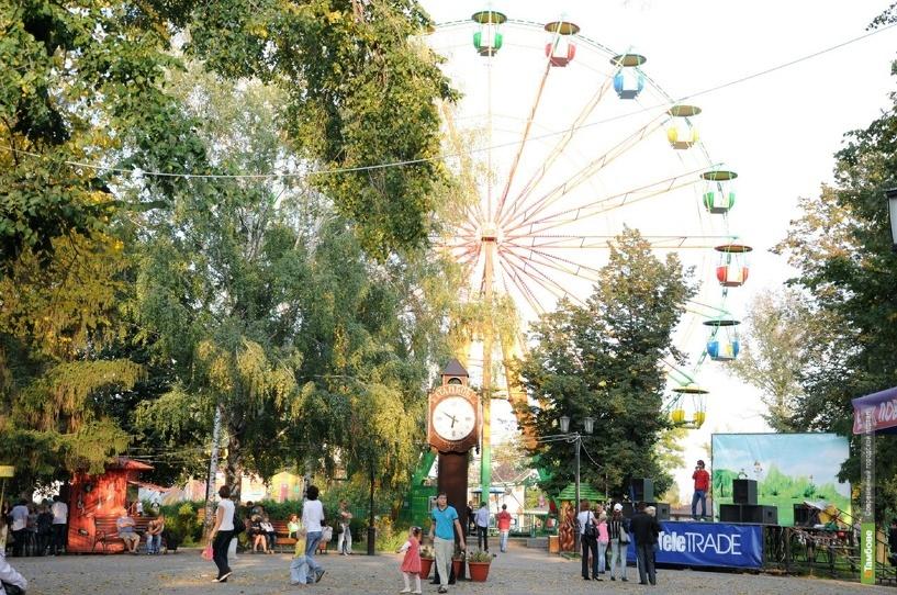 В тамбовском парке культуры и отдыха появится бесплатный Wi-Fi