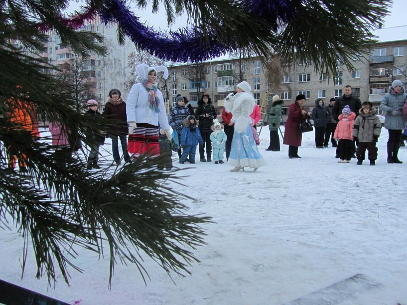 Во дворах Тамбова высадится праздничный десант