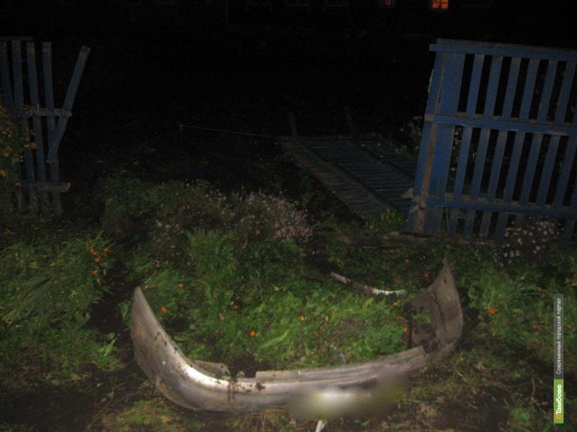 На Тамбовщине пьяный водитель насмерть сбил женщину