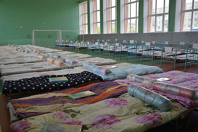 В Тамбовской области появился первый стационарный пункт временного размещения