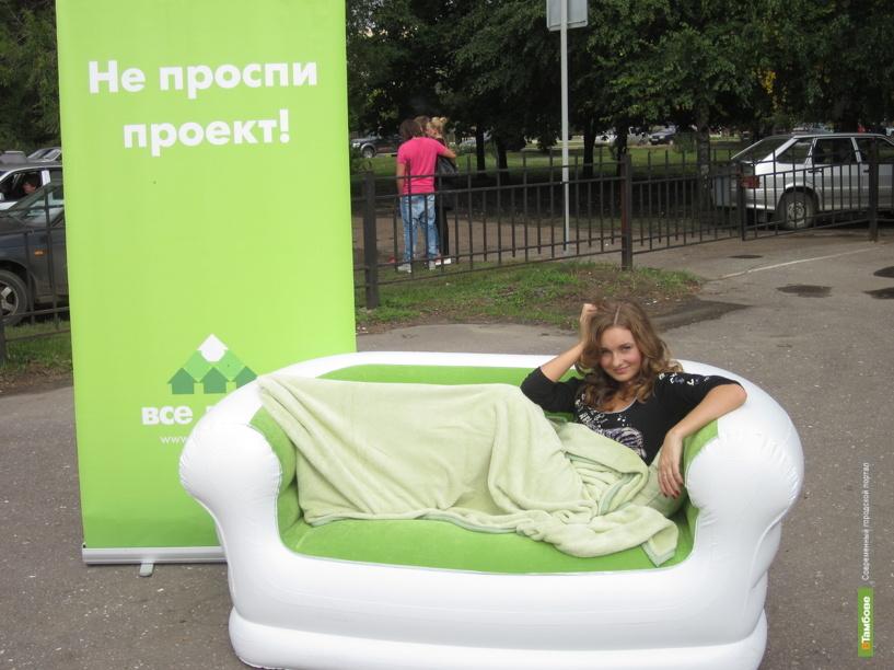 Владимир Путин приедет в Тамбов до конца сентября