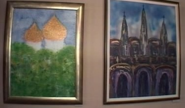 В Тамбове открылась выставка московского художника