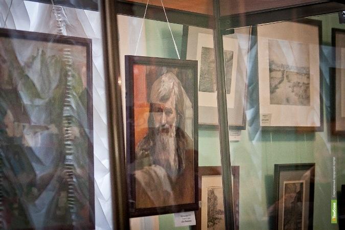 В картинной галерее открылась выставка студенческих работ