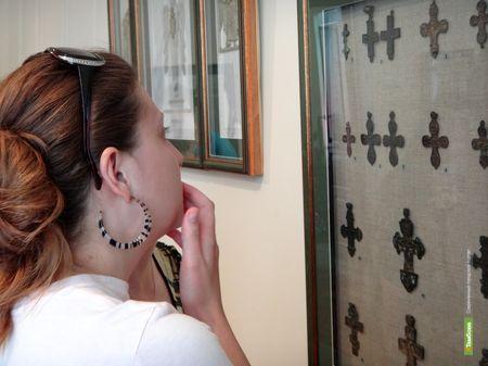 Тамбовчане увидят кресты десятивековой давности