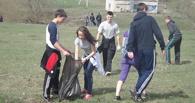 В Ласковском карьере прошла очередная весенняя уборка