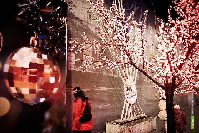 Проверено ВТамбове: Город готов к празднованию Нового года