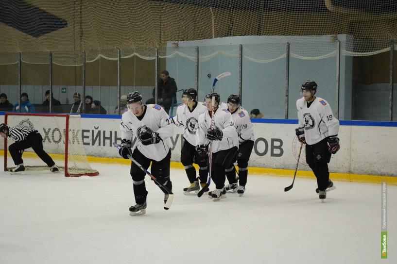 Минимум 30 болельщиков поедут с ХК «Тамбов» на первые игры плей-офф