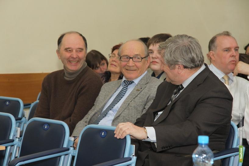 Тамбовский форум математиков собрал ученых со всего мира