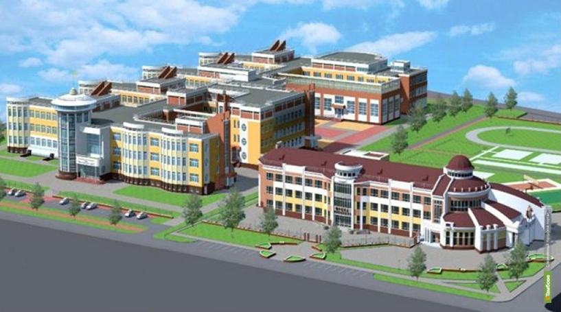 Строительство школы «Сколково» в Тамбове откладывается