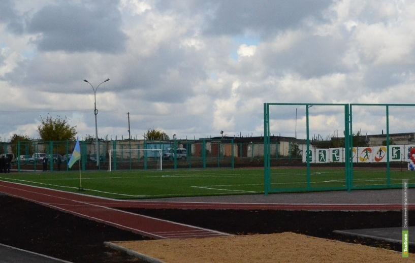 В Петровском районе появится современный пришкольный стадион