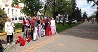 В Тамбове отметили день рождения Николая Рыбакова