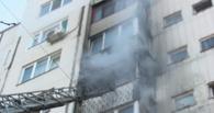 В Тамбове огонь унёс жизнь жителя многоэтажки