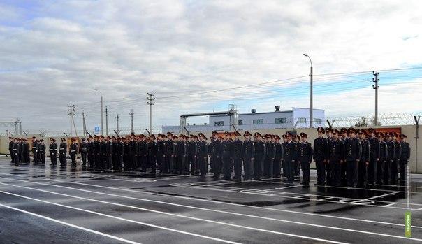 Новый военный городок появился в Тамбове