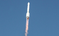 В 2013 году Россия запустит четыре спутника ГЛОНАСС