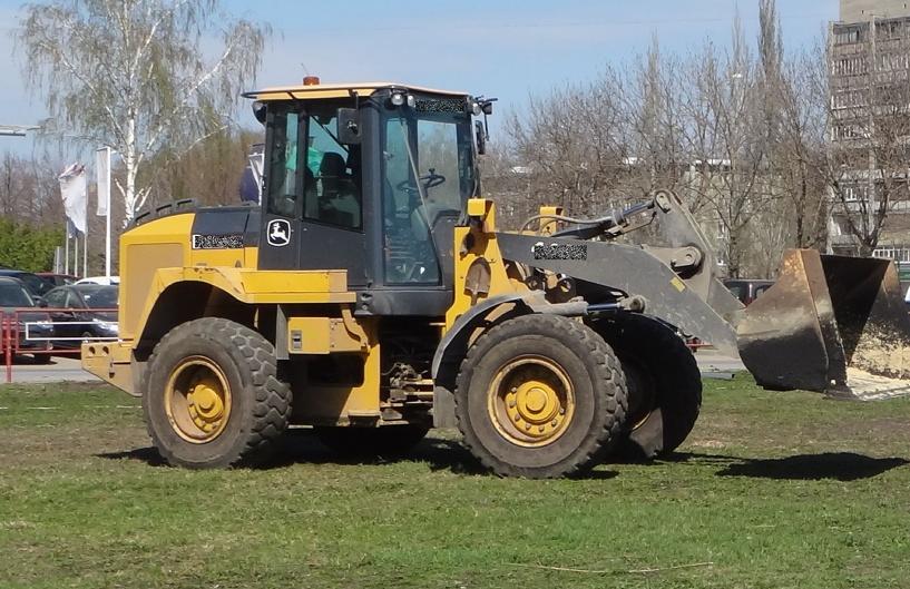 Тамбовчанин стал лучшим на всероссийской олимпиаде трактористов