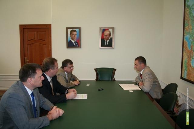 Тамбовщина укрепляет торговые связи с Беларусью