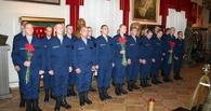 Двадцать призывников отправились служить в элитное подразделение