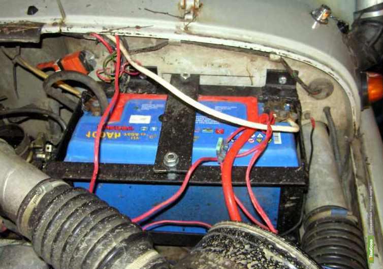 Тамбовские полицейские отыскали аккумуляторного вора