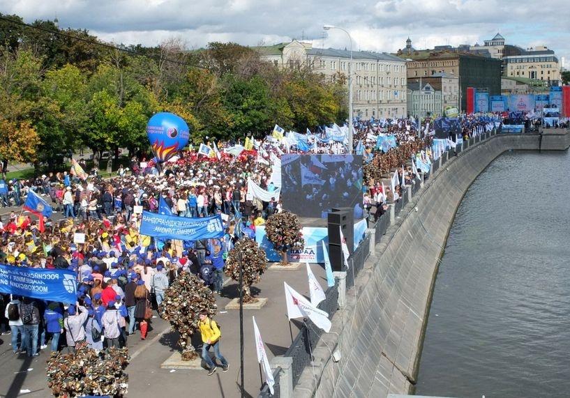 Впервый раз вХабаровске пройдет превосходный парад русского студенчества