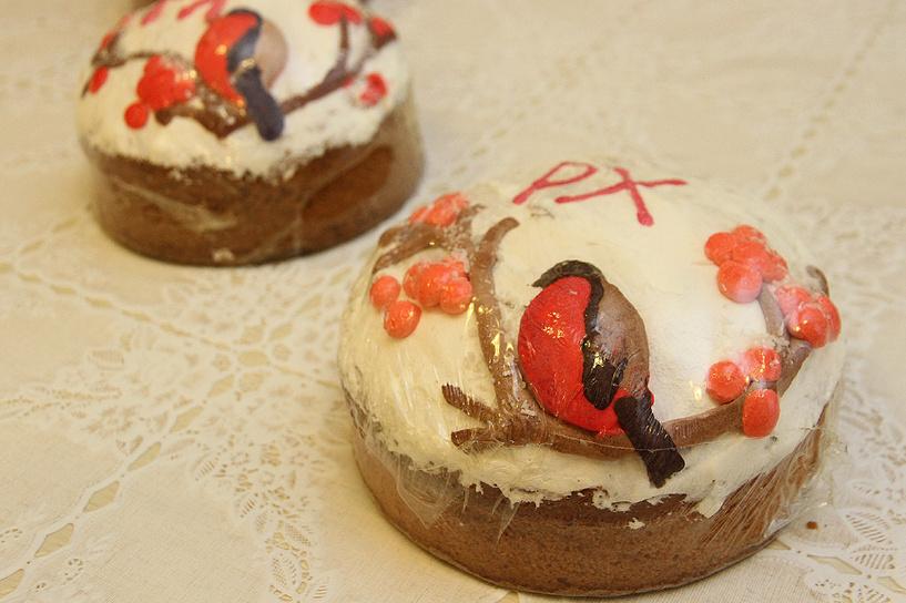 Вышивка, кексы и гусь в яблоках. Готовимся к Рождеству с сестрами Ново-Тихвинского монастыря