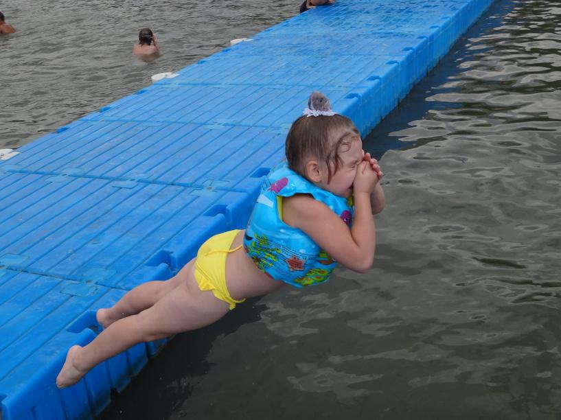 В Тамбове первый месяц купального сезона прошёл без происшествий