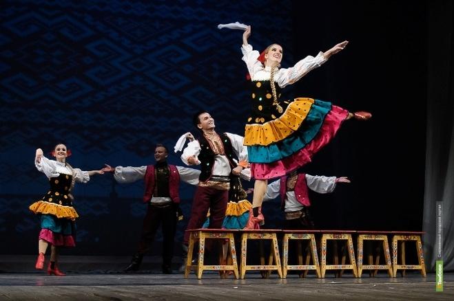 Ансамбль «Ивушка» даст в Тамбове два Рождественских концерта