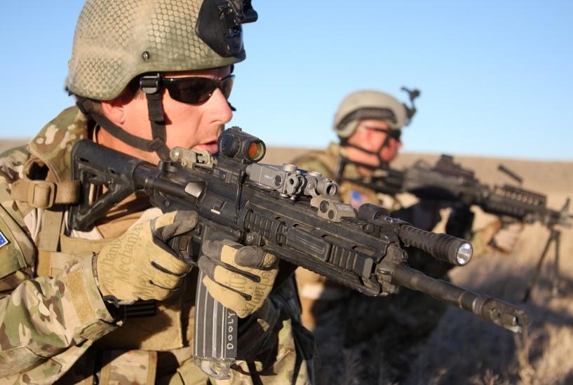 Барак Обама объявил о прекращении крупных военных операций по всему миру