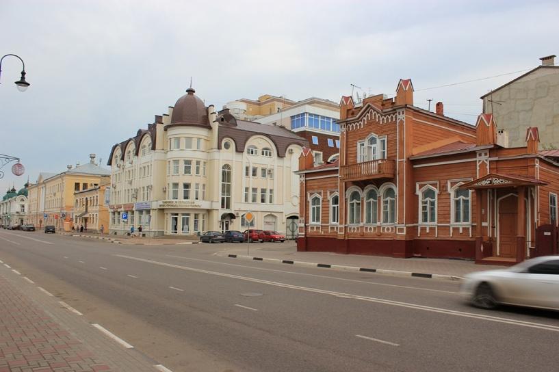 В центре Тамбова не разрешат строить дома выше 6 этажей
