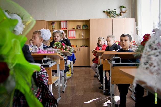 Федеральные власти дадут денег тамбовской «Нашей новой школе»