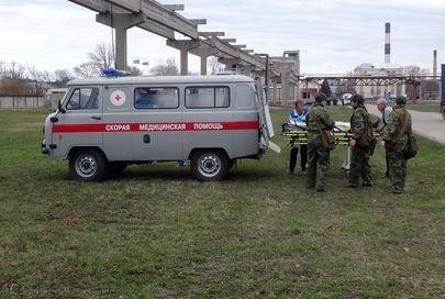 В ДТП в Бондарском районе пострадал 2-летний ребёнок