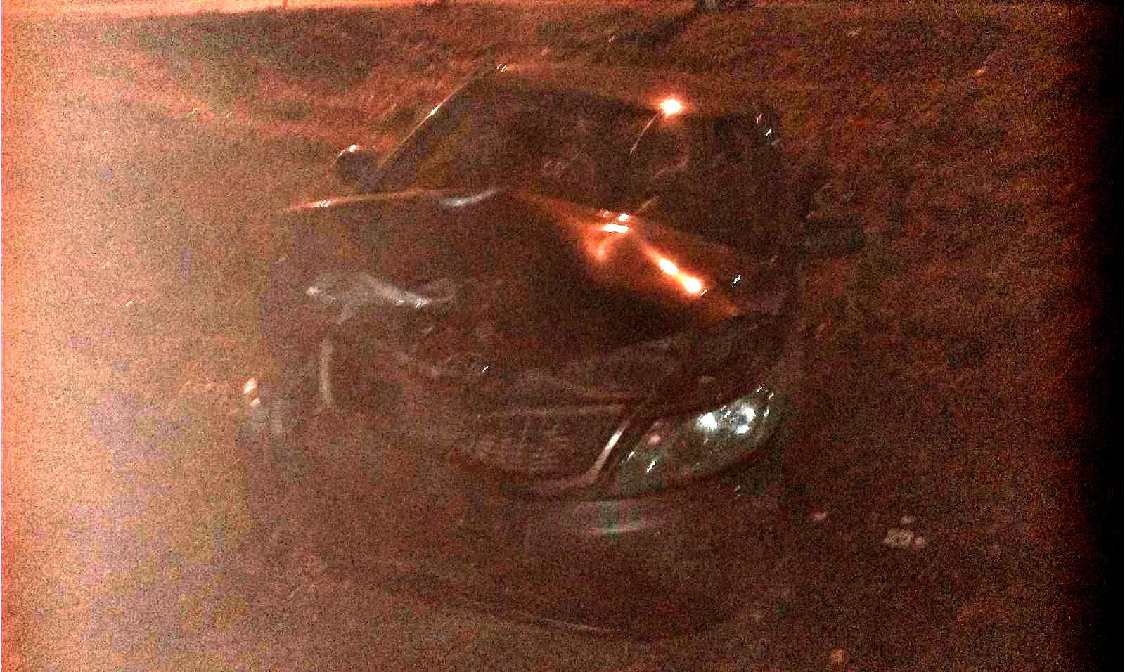Нетрезвый шофёр без прав врезался впопутный автомобиль под Тамбовом