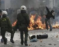 Массовые беспорядки перекинулись на Швецию