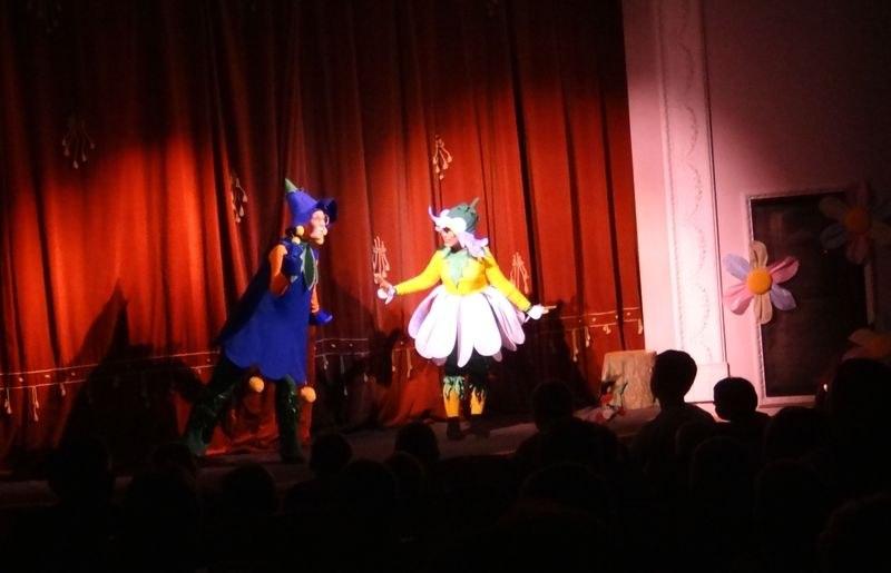 Тамбовский кукольный театр завершил 80-й театральный сезон