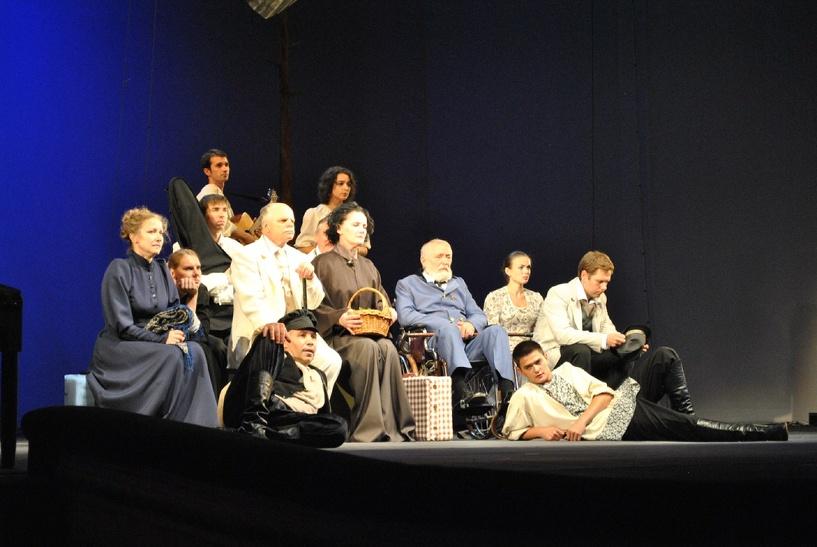 В сентябре на тамбовской сцене стартует премьера пьесы «Чайка»