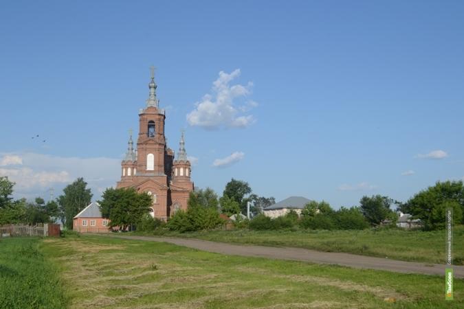 Памятники культуры нашего региона: Церковь Архангела Михаила в Мордово