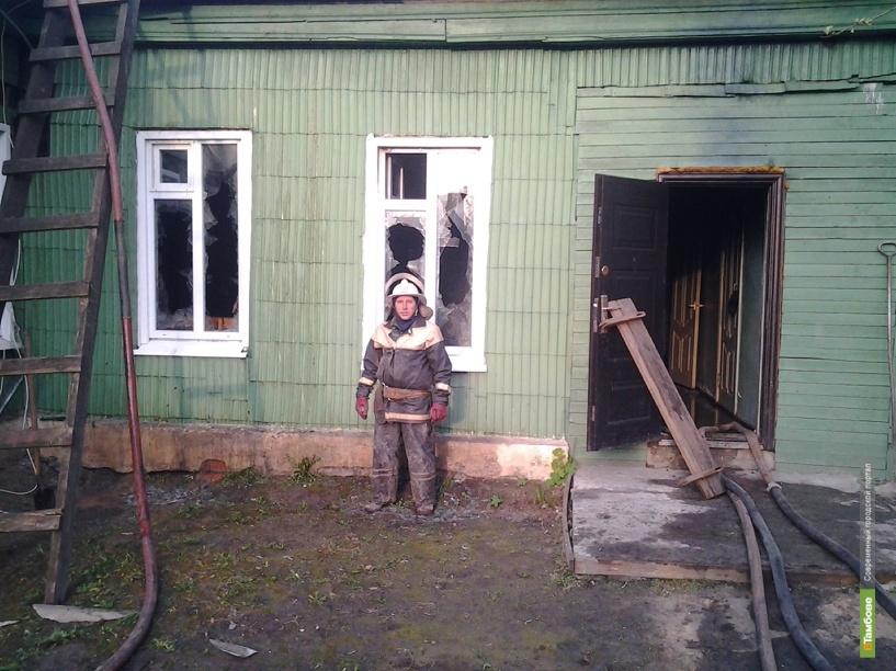 Психоневрологический интернат, где произошел пожар, переведут в другой район