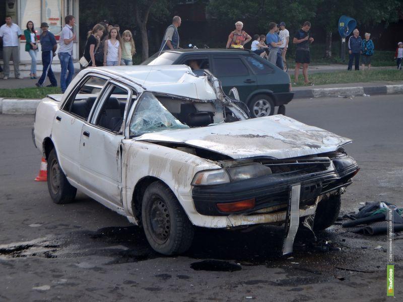 По вине пьяного водителя в ДТП пострадали 5 человек