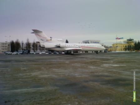 Взлетно-посадочная полоса аэропорта «Тамбов» требует ремонта