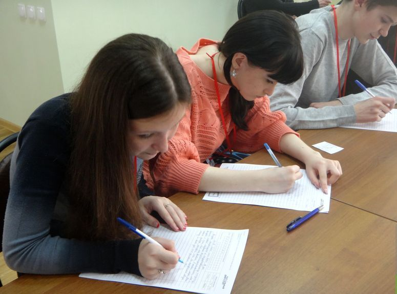 Первокурсники ТГУ провалили диктант из школьной программы